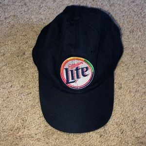 Vintage Miller light hat